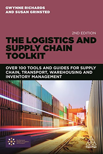 9780749475574: The Logistics and Supply Chain Toolkit: Over 100 Tools and Guides for Supply Chain, Transport, Warehousing and Inventory Management
