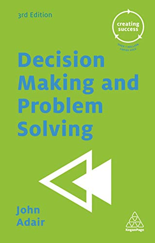 9780749475611: Decision Making and Problem Solving