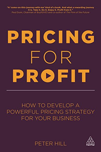 9780749476205: Pricing for Profit: How to Develop a Powerful Pricing Strategy for Your Business