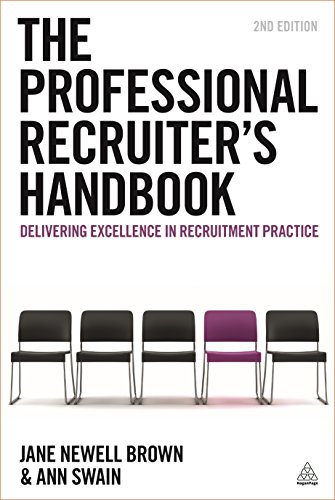 9780749476212: The Professional Recruiter's Handbook: Delivering Excellence in Recruitment Practice (Kogan Page Hardback Collection)