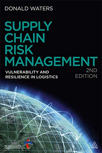 9780749476298: Supply Chain Risk Management: Vulnerability and Resilience in Logistics