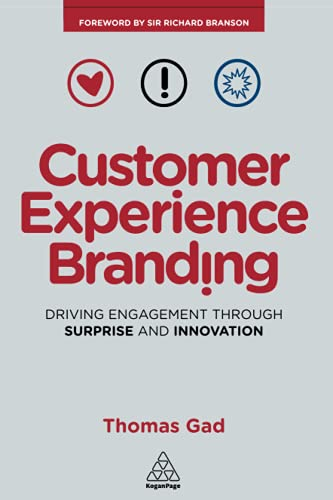 9780749477509: Customer Experience Branding: Driving Engagement Through Surprise and Innovation