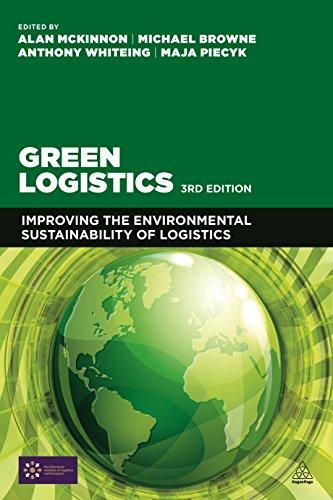 9780749479060: Green Logistics: Improving the Environmental Sustainability of Logistics