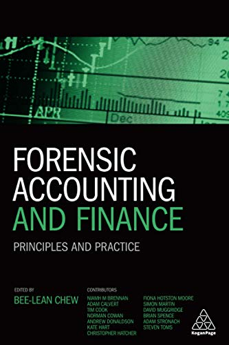9780749479992: Forensic Accounting and Finance: Principles and Practice