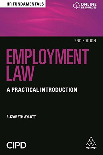 9780749483234: Employment Law: A Practical Introduction (HR Fundamentals)