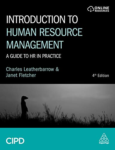 9780749483685: Introduction to Human Resource Management: A Guide to HR in Practice