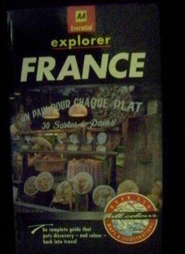 9780749505639: France (AA Explorer)