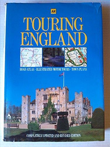 9780749506605: AA touring England