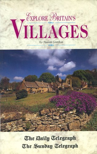 9780749506841: Explore Britain's Villages (AA Explore Britain Guides)