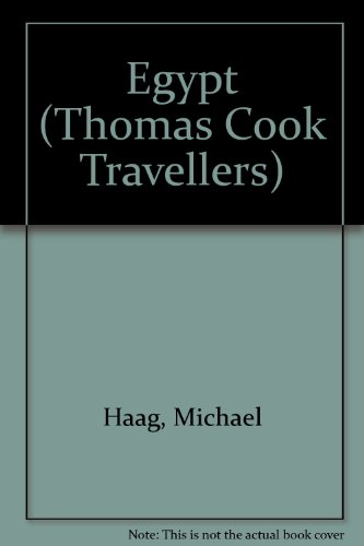 Egypt (Thomas Cook Travellers): Haag, Michael