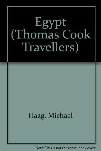 Egypt (Thomas Cook Travellers): Haag, Michael