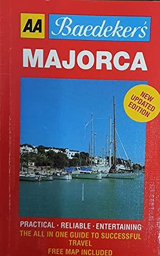 Baedeker's Majorca (AA Baedeker's): Nahm, Peter M