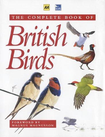 9780749509118: Book of British Birds (AA RSPB)