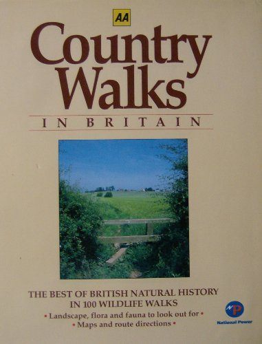 9780749509712: Country Walks in Britain
