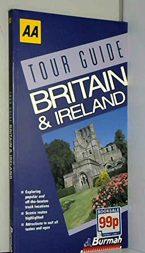 Tour guide Britain & Ireland