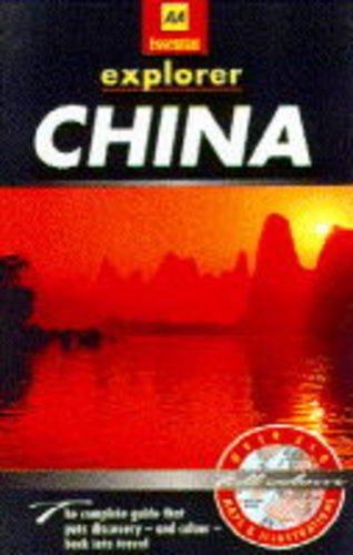 9780749510251: China (AA Explorer)