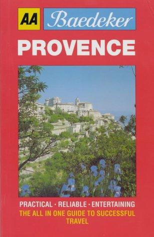 9780749511395: Baedeker's Provence (AA Baedeker's)