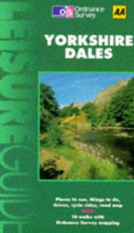 9780749512002: Yorkshire Dales (Ordnance Survey/AA Leisure Guides)