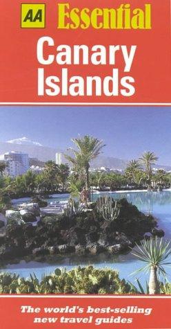 Essential Canary Islands (AA Essential): Hopkins, Adam