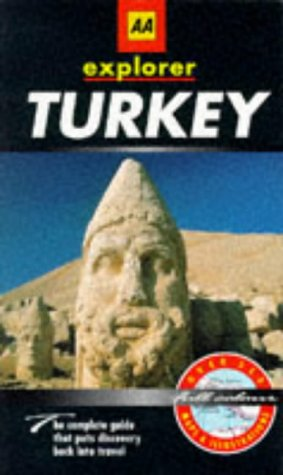 9780749513689: Turkey (AA Explorer)