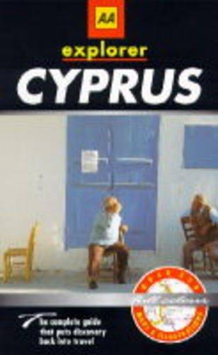 9780749513696: Cyprus (AA Explorer)