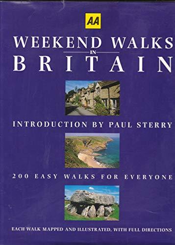 9780749514648: Weekend Walks in Britain
