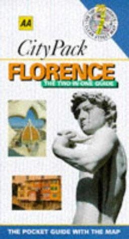9780749515218: Florence (AA Citypacks)