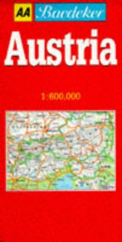 9780749515379: Baedeker's Austria