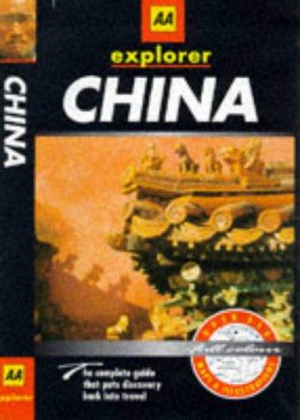 9780749515799: China (AA Explorer)