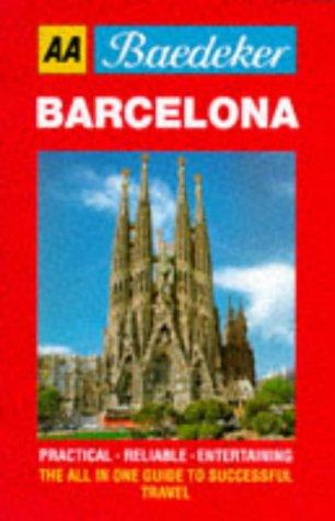 9780749515911: Baedeker's Barcelona (AA Baedeker's)