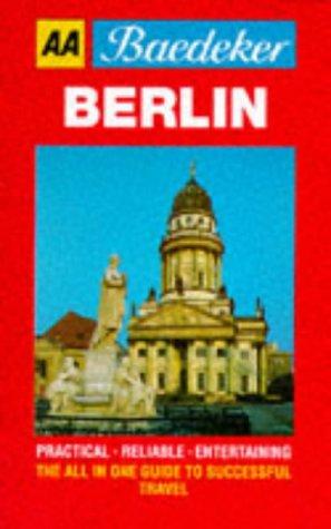 9780749515942: Baedeker's Berlin (AA Baedeker's)