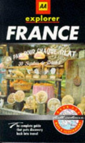9780749515959: France (AA Explorer)