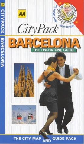 9780749516413: Barcelona (AA Citypacks)