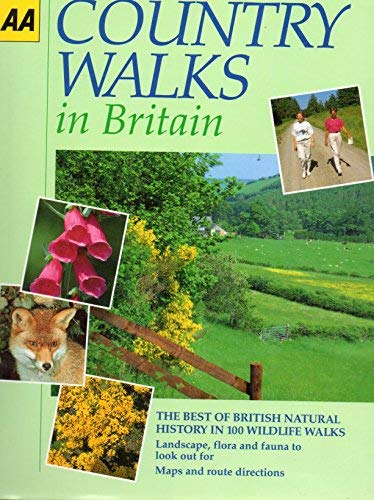 Country Walks in Britain: Tony hopkins/Paul Sterry