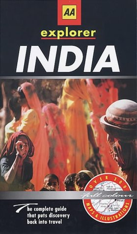 India (AA Explorer): Dunlop, Fiona