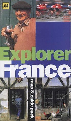 9780749518868: France (AA Explorer)