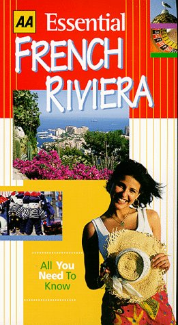 Essential French Riviera (AA Essential): Fisher, Teresa