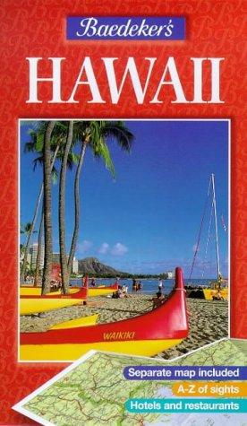 9780749519858: Baedeker's Hawaii (Baedeker's Travel Guides)