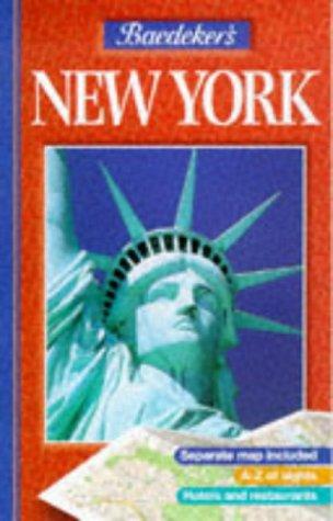 9780749519902: Baedeker's New York (AA Baedeker's)