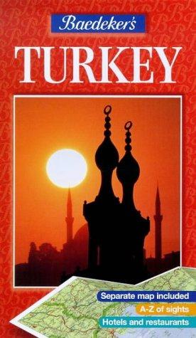 9780749519964: Baedeker's Turkey (Baedeker's Travel Guides)