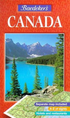 Baedeker's Canada: Baedeker Guides