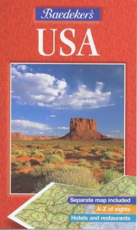 Baedeker's USA: Baedeker Guides