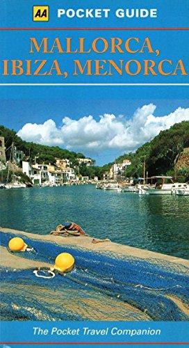 9780749521127: Mallorca, Ibiza, Menorca : AA Pocket Guide