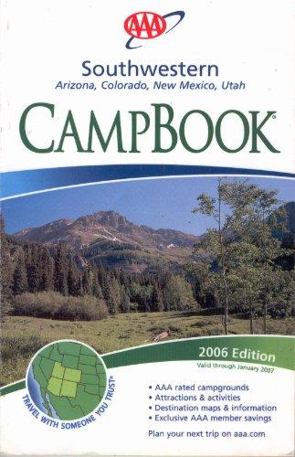 9780749521578: AAA Campbook Southwestern