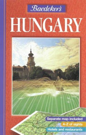 Baedeker's Hungary (AA Baedeker's): Wiley