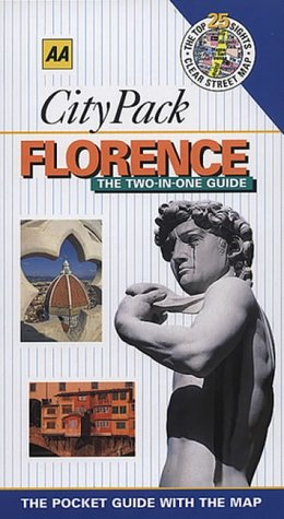 9780749522179: Florence (AA Citypacks)