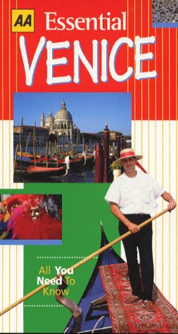 Essential Venice (AA Essential) (9780749523558) by Automobile Association