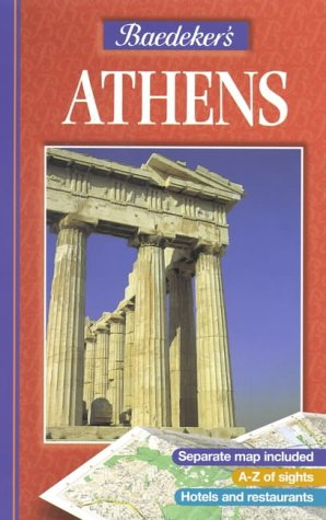 Baedeker's Athens: Baedeker Guides