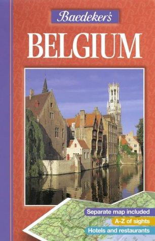 Baedeker's Belgium: Baedeker Guides