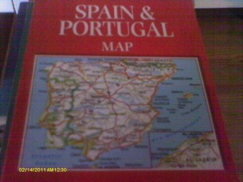 9780749524203: Baedeker's Spain and Portugal (AA Baedeker's Maps)